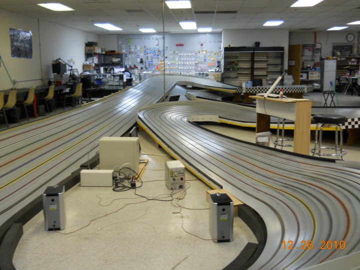 Slot Car Racing at Chicagoland Raceway